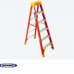6Ft Type IA Fiberglass Step Ladder 6206
